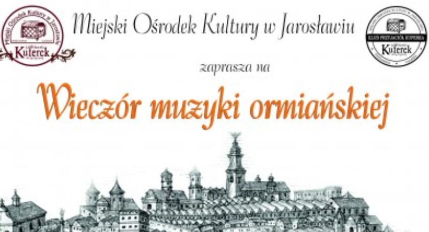 Wydarzenia, Wieczór muzyki ormiańskiej - zdjęcie, fotografia