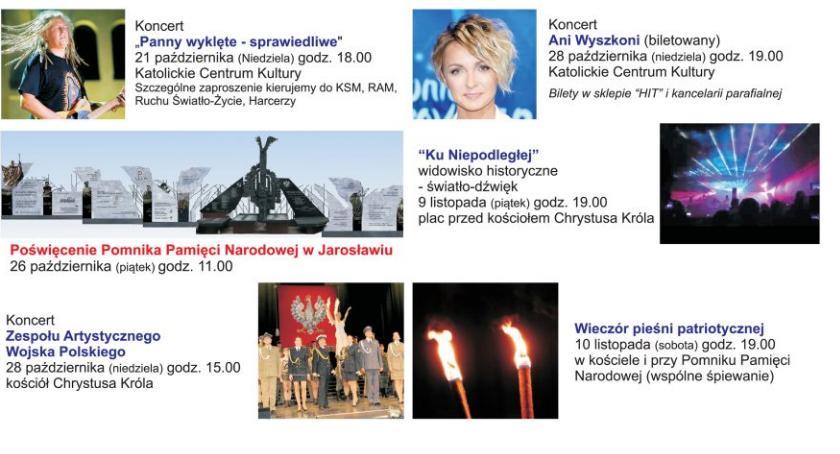 Wydarzenia, Koncert Zespołu Artystycznego Wojska Polskiego - zdjęcie, fotografia