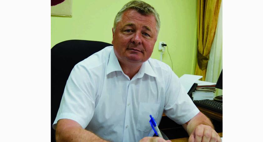 Wójt Marian Ryznar do senatora Mieczysława Golby *