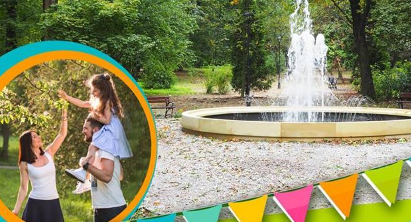 Piknik Rodzinny w Parku Miejskim im Bohaterów Monte Cassino