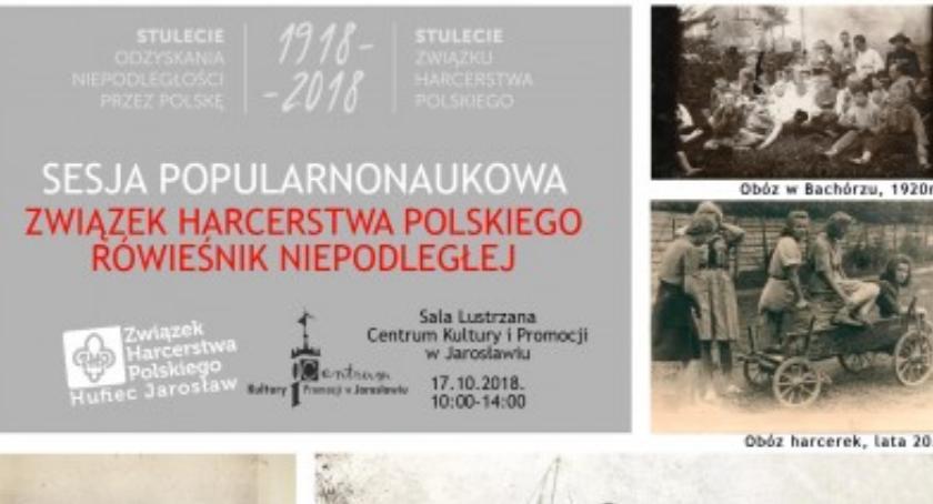 Związek Harcerstwa Polskiego rówieśnik Niepodległej – sesja popularnonaukowa