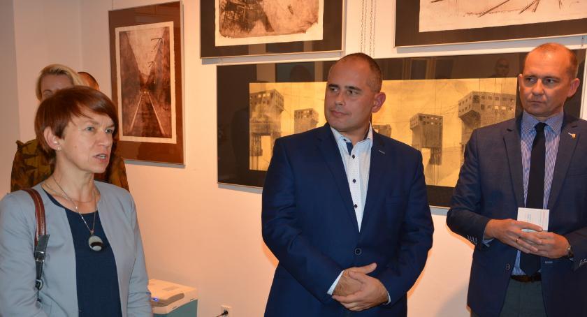 Wystawy, Nauczyciele artyści Plastyka - zdjęcie, fotografia
