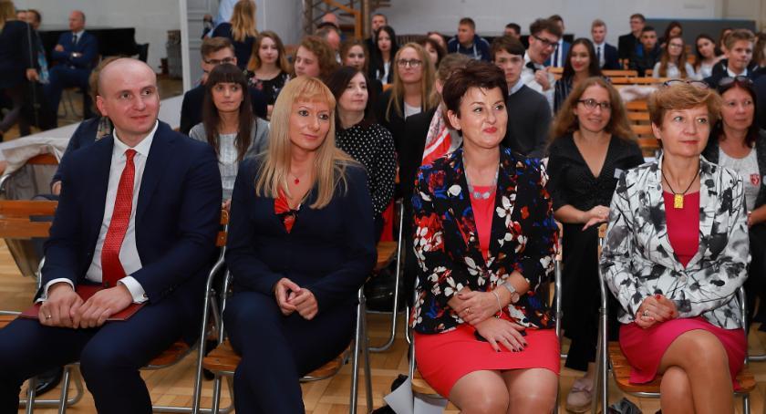 """Szkoły ponadgimnazjalne, """"Słowaki"""" zjechały Jarosławia - zdjęcie, fotografia"""