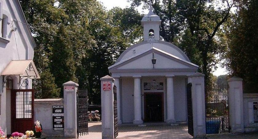 Religia, Śpiewy świętych Starym Cmentarzu dziś - zdjęcie, fotografia