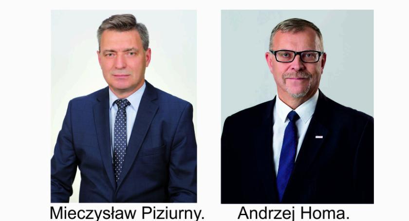 Samorząd, Pizurny burmistrzem Radymnie wójtem gminy Chłopice - zdjęcie, fotografia
