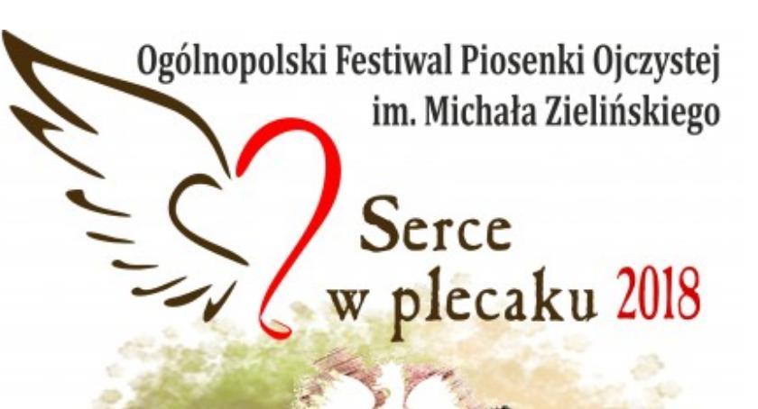 """Koncert Galowy Ogólnopolskiego Festiwalu """"Serce w plecaku 2018"""""""