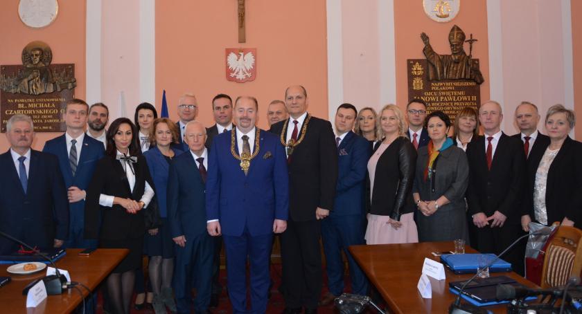Samorząd, Szczepan Łąka przejął przewodnictwo radzie - zdjęcie, fotografia