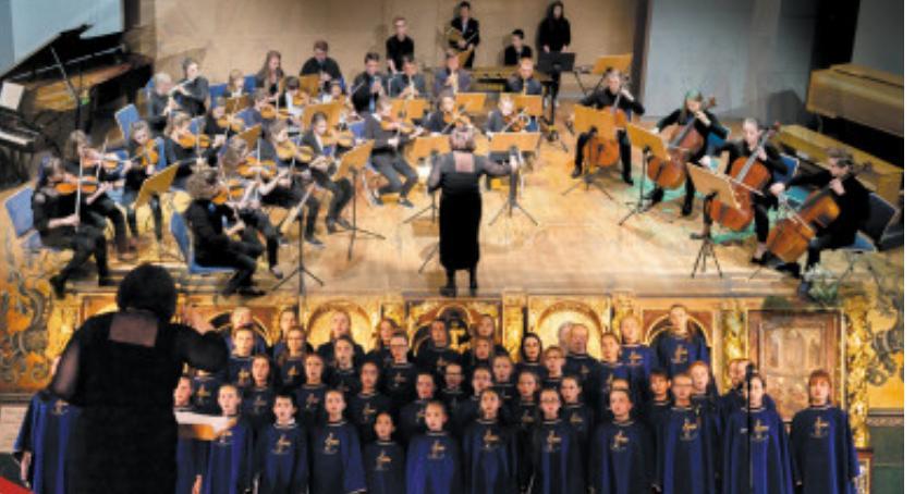 Muzyka, Koncert Muzyki Polskiej - zdjęcie, fotografia