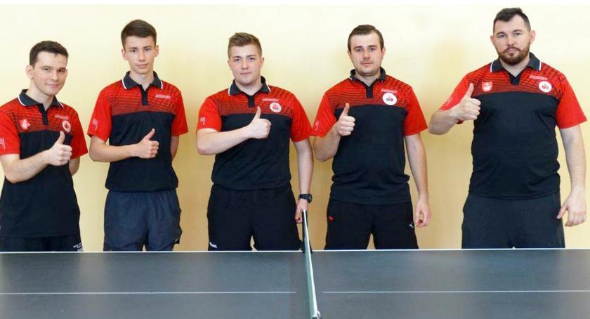 Tenis stołowy, Drugie zwycięstwo Strażaka lidze - zdjęcie, fotografia