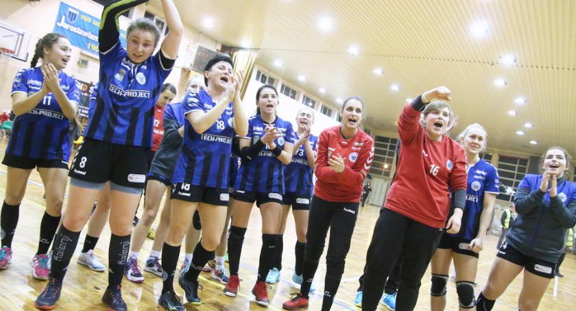 Piłka ręczna, Czarno niebieskie poznały rywala Pucharze Polski - zdjęcie, fotografia