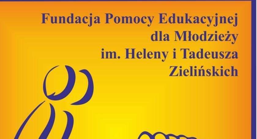 Kultura, Uroczystość wręczenia dyplomów stypendiów - zdjęcie, fotografia