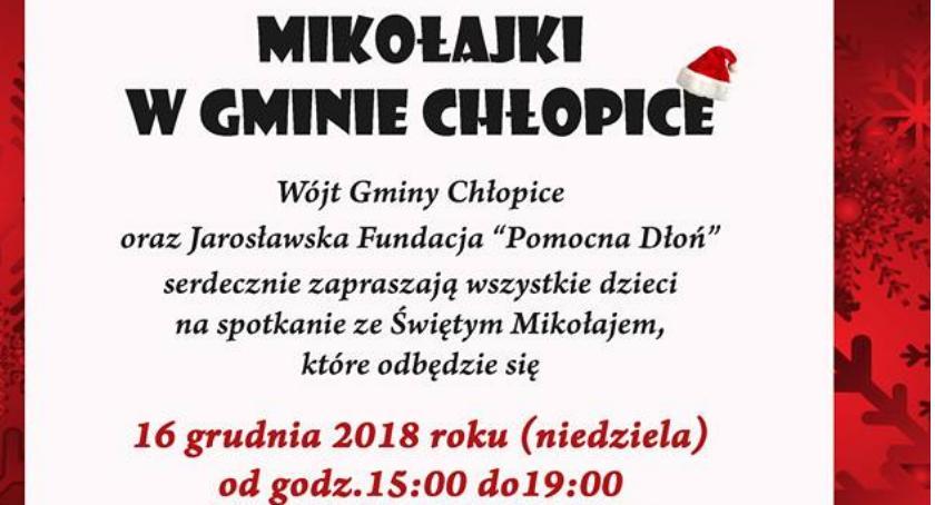 Rozrywka, Mikołajki gminie Chłopice - zdjęcie, fotografia