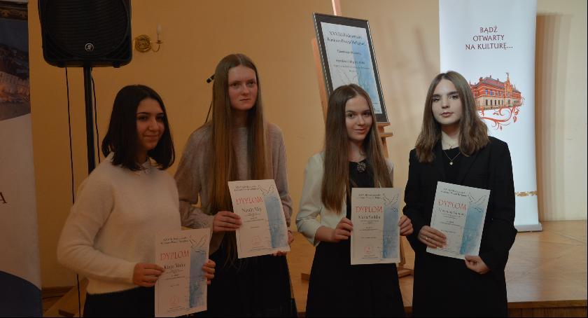 Muzyka, XXVIII Podkarpacki Konkurs Poezji Religijnej - zdjęcie, fotografia