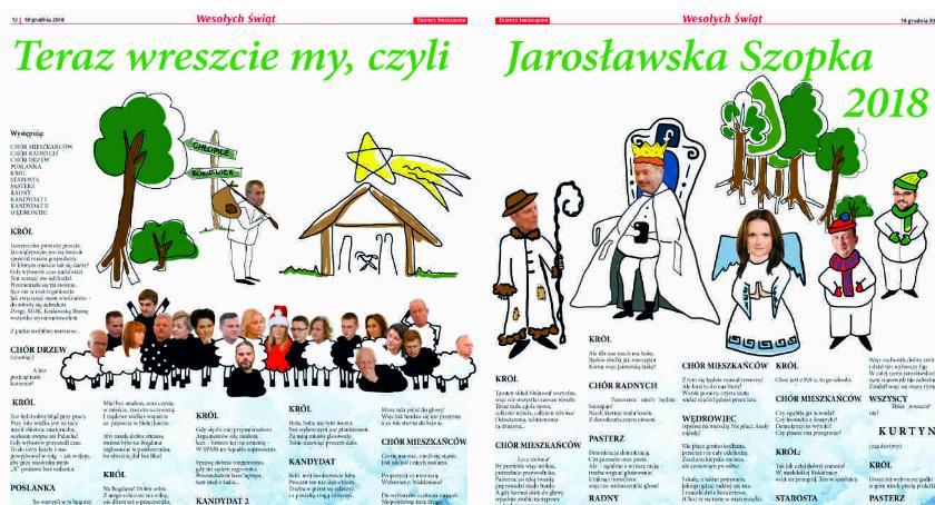 Samorząd, Jarosławska Szopka Noworoczna - zdjęcie, fotografia