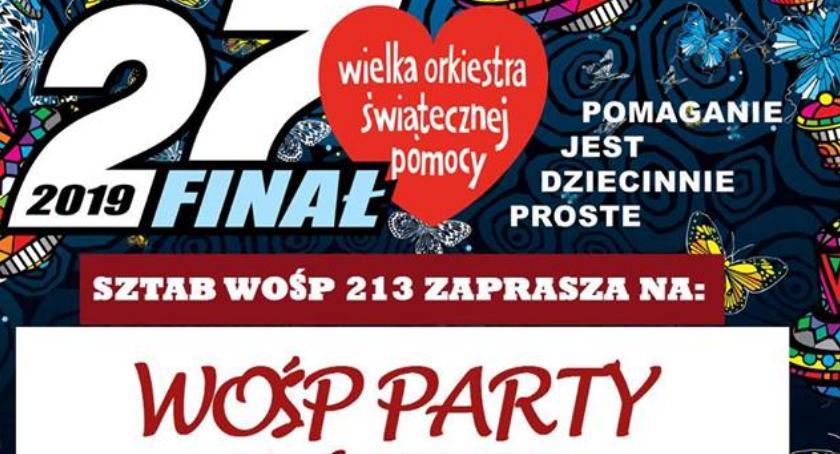 Wydarzenia, WOŚP Party Koncertowo Respect - zdjęcie, fotografia