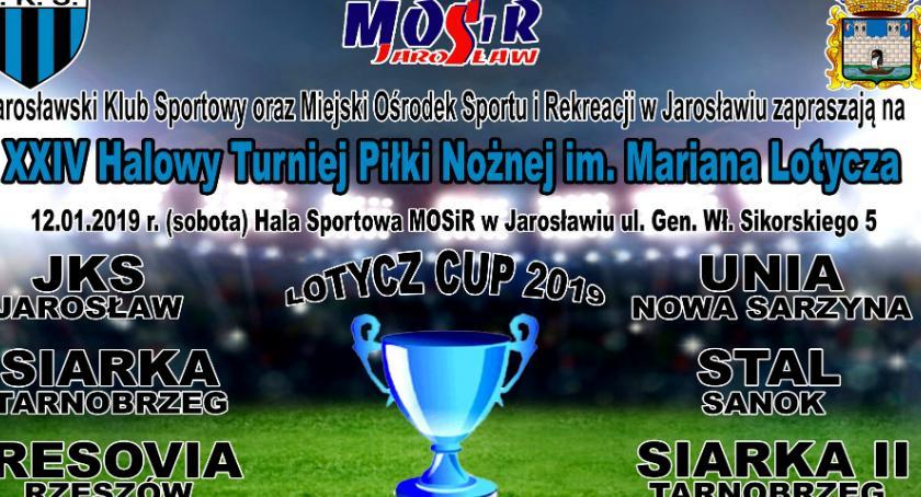 XXIV Halowy Turniej Piłki Nożnej im. Mariana Lotycza