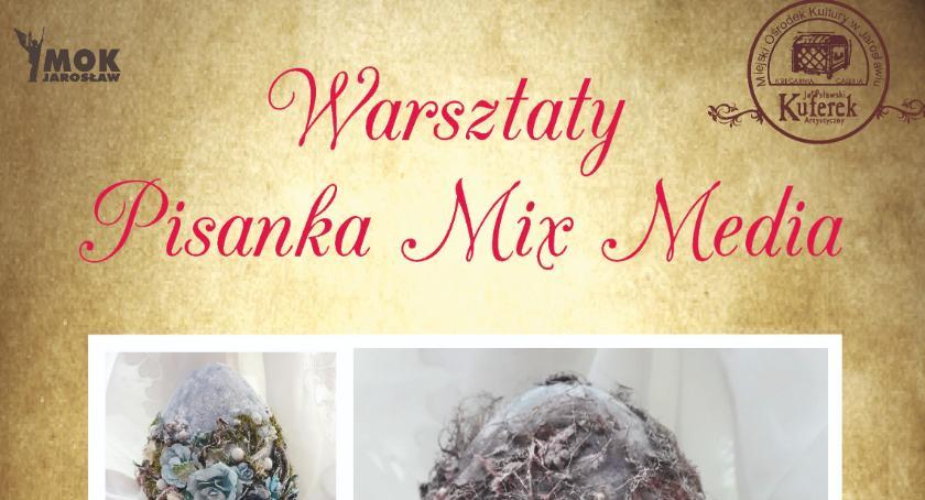 Warsztaty Pisanka Mix Media