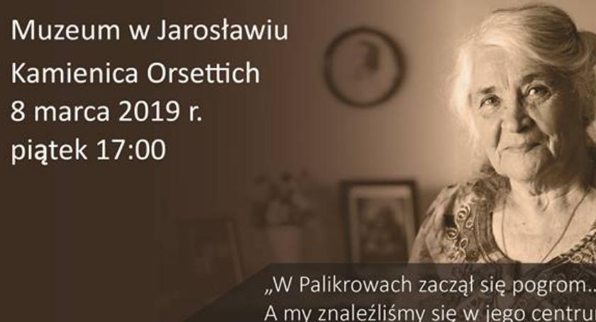 Spotkanie z prof. Józefą Bryg - świadkiem historii