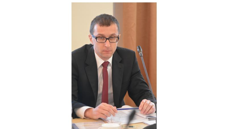 Krzysztof Cebulak nowym członkiem zarządu powiatu jarosławskiego