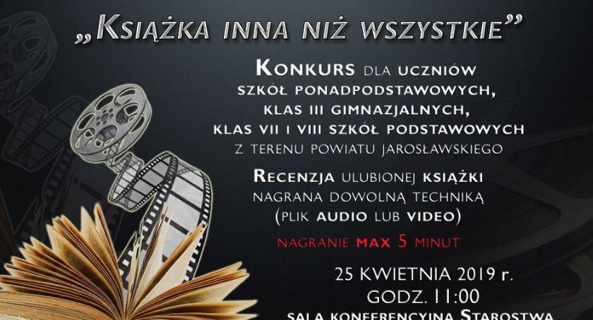 """IV edycja konkursu czytelniczego """"Książka inna niż wszystkie"""""""