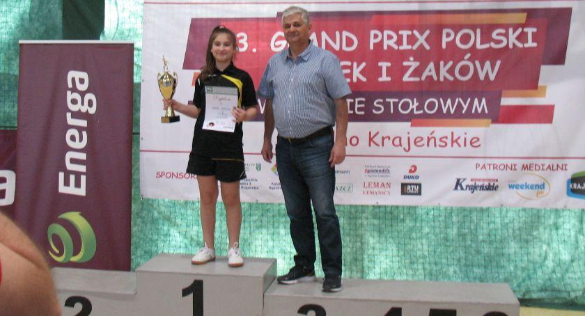 Kinga zajęła III miejsce