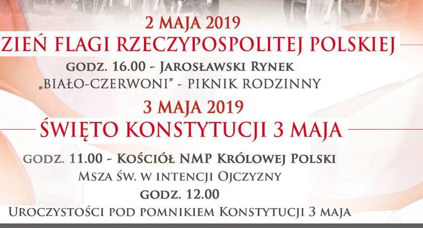 Święto Konstytucji w Jarosławiu