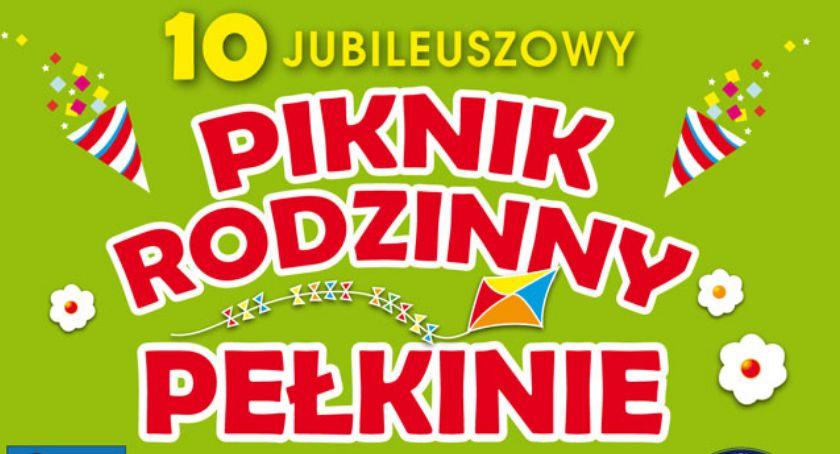 10. Jubileuszowy Piknik Rodzinny w Pełkiniach