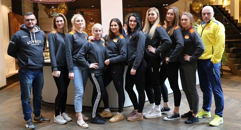 Dziewczyny z PWSTE drugie w Polsce
