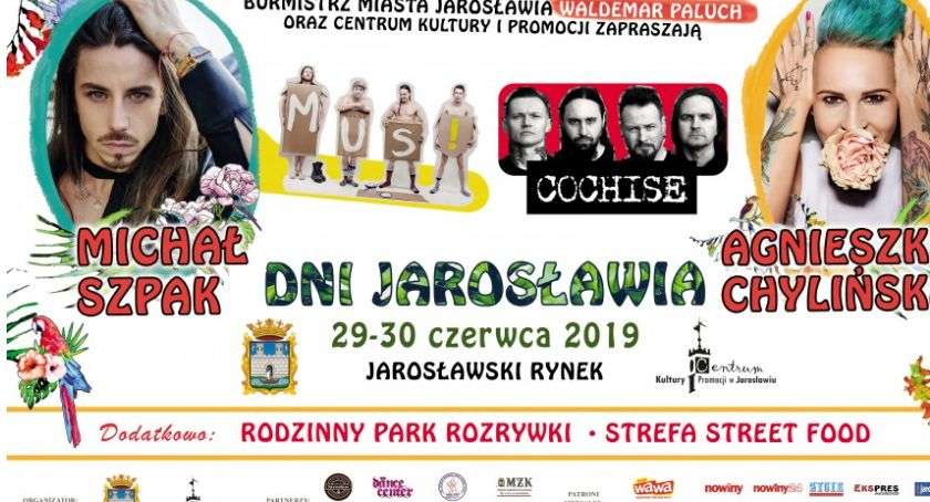 Dni Jarosławia - koncert Agnieszki Chylińskiej