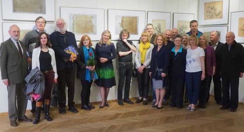 Wystawy, Talowski szkice - zdjęcie, fotografia