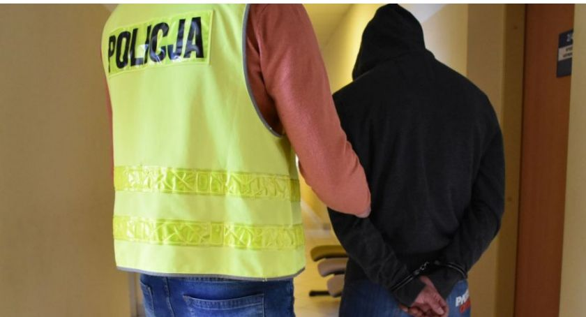 Sprawca napadu na  stację paliw został zatrzymany