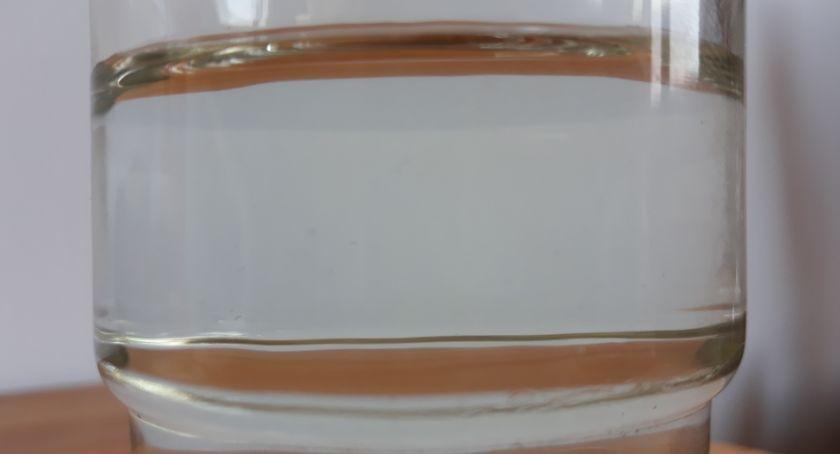 Bakterie coli w  wodzie w gminie Roźwienica