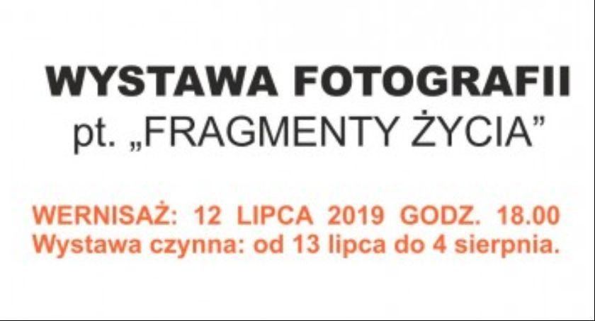 Wystawy, Adriana Dovha Fragmenty życia - zdjęcie, fotografia