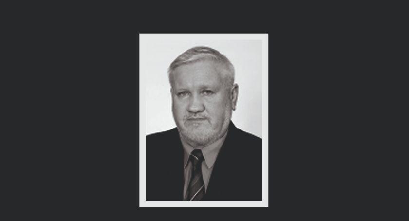 Ludzie, Zmarł Henryk Szczepanik były radny powiatu długoletni dyrektor szkoły Rozborzu Długim - zdjęcie, fotografia