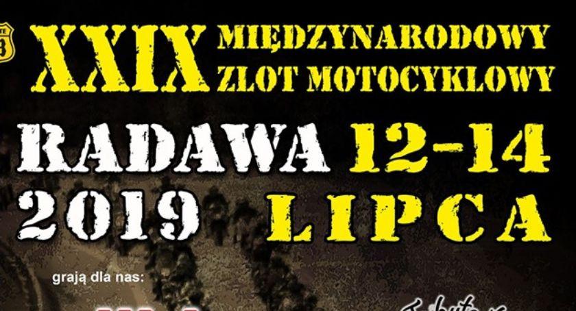 XXIV Międzynarodowy Zlot Motocyklowy w Radawie