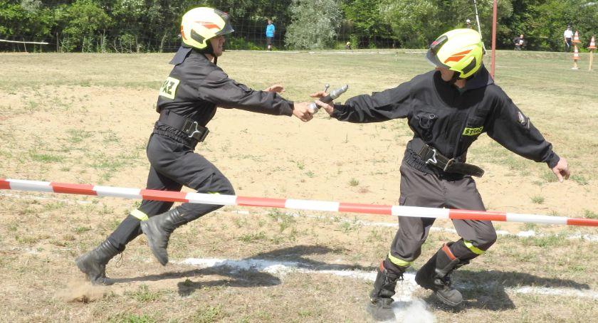 Organizacje, Gminne zawody sportowo pożarnicze - zdjęcie, fotografia