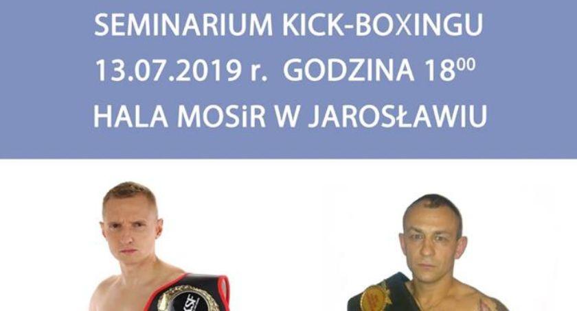 Inne, Seminarium Boxingu Piotrem Bąkowski Maciejem Krzyżanowskim - zdjęcie, fotografia