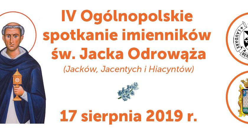 IV Ogólnopolskie Spotkanie imienników św. Jacka Odrowąża