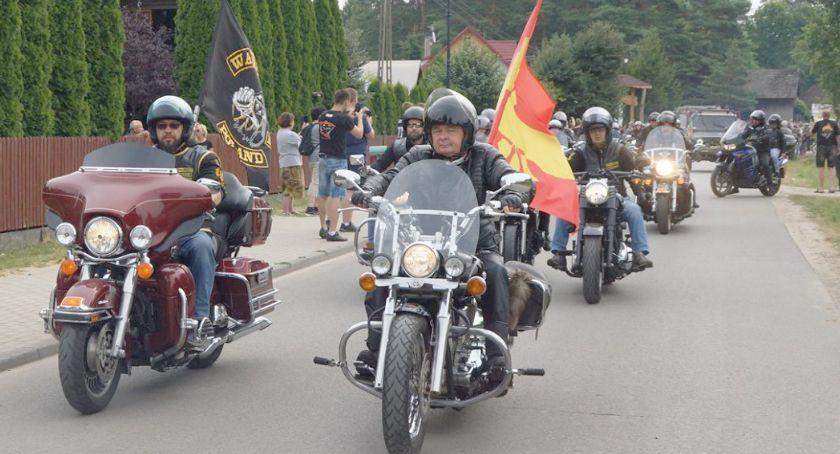 Imprezy, Dobra zabawa podczas Międzynarodowego Zlotu Motocyklowego Radawie - zdjęcie, fotografia