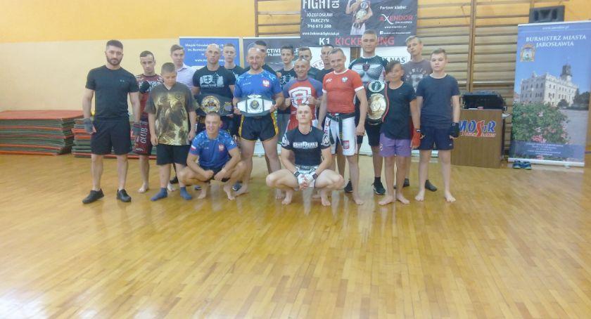 Sporty walki, Trenowali okiem Krzyżanowskiego Bąkowskiego - zdjęcie, fotografia