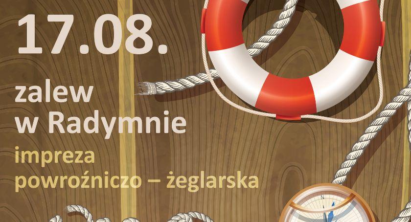 Na brzegu liny - impreza powroźniczo-żeglarska w Radymnie