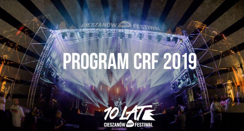 Cieszanów Rock Festiwal - KSU, Łydka Grubasa, Lao Che