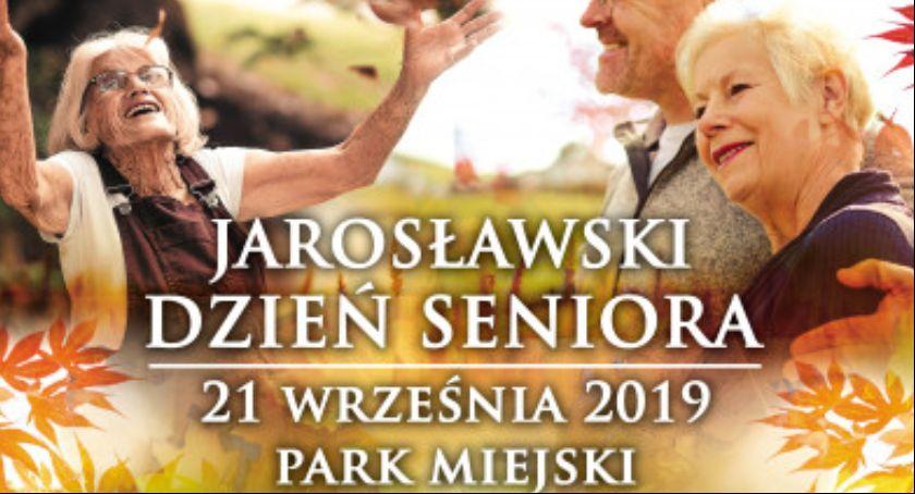 Wydarzenia, Jarosławski Dzień Seniora - zdjęcie, fotografia