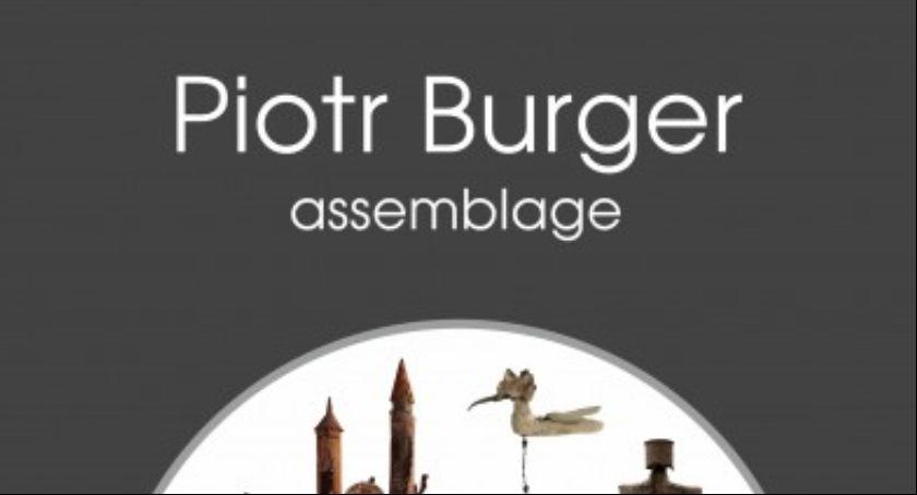 Wydarzenia, Piotr Burger Assemblase - zdjęcie, fotografia