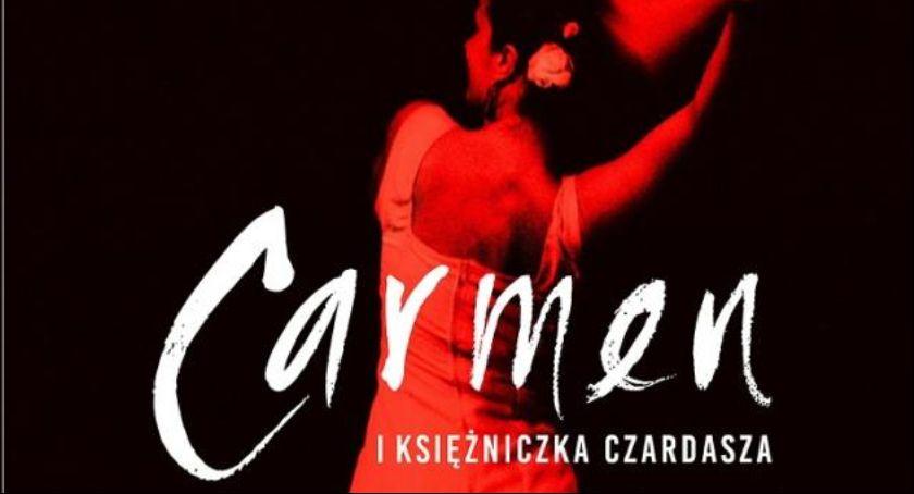 Wydarzenia, Spektakl Carmen Księżniczka Czardasza - zdjęcie, fotografia