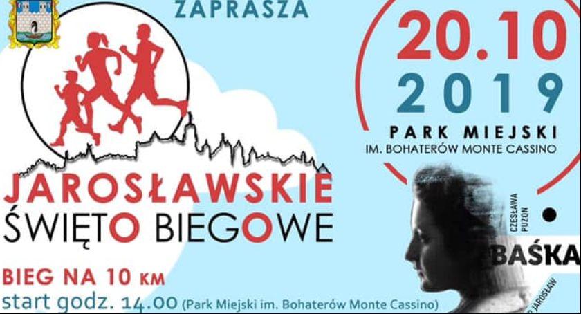 Wydarzenia, Jarosławskie Święto Biegowe - zdjęcie, fotografia