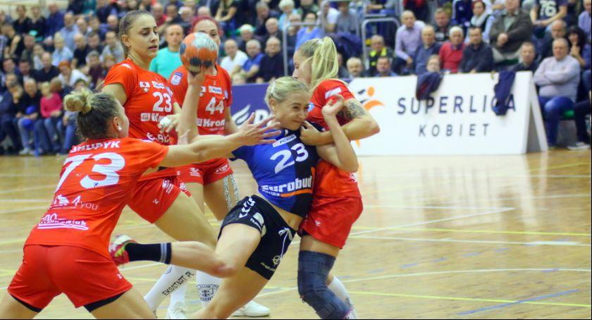 Piłka ręczna, Horror happy endem Eurobud nadal porażki! - zdjęcie, fotografia