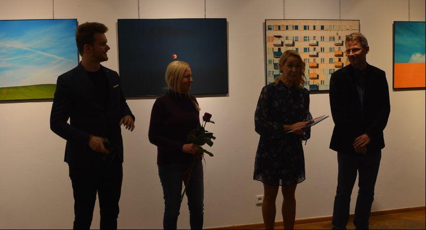 Wystawy, Wystawa Kamila Skrzypca Andrzeja Rułki dwóch wykładowców fotografii - zdjęcie, fotografia