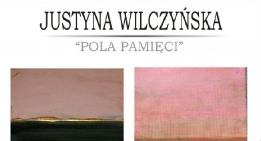 Wydarzenia, Wernisaż wystawy Justyny Wilczyńskiej Pamięci - zdjęcie, fotografia