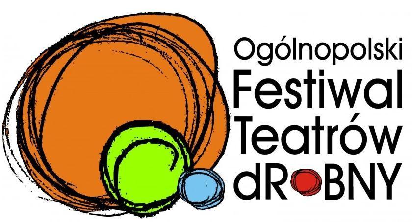 Wydarzenia, Ogólnopolski Festiwal Teatrów Drobny - zdjęcie, fotografia